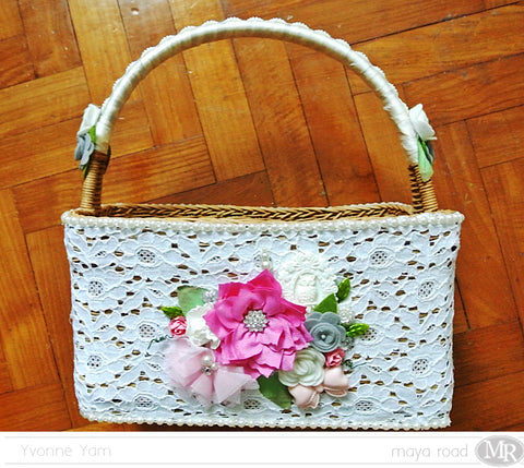 The basket makeover