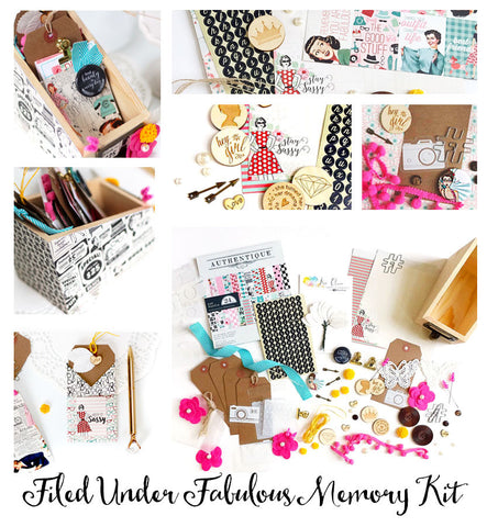 Memory Kit: Filed Under Fabulous