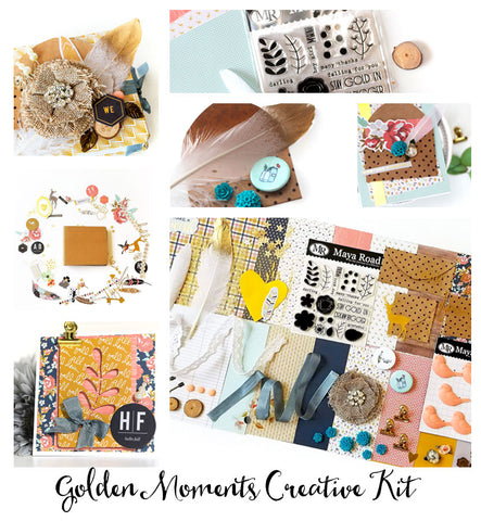 Creative Kit: Golden Moments