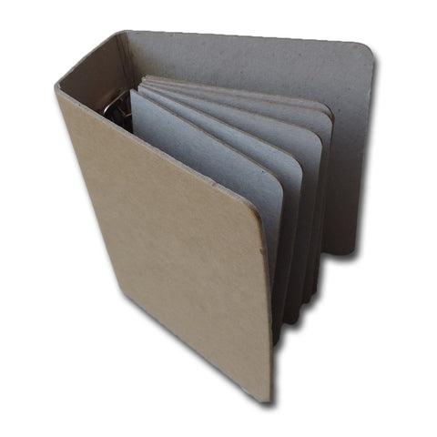 4x5 Chipboard Binder