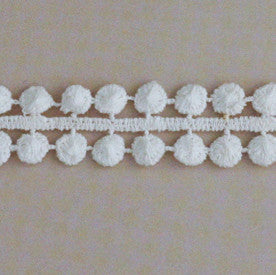 Alterable Crochet Trim - Double Dot