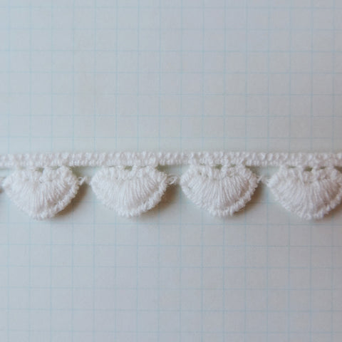 Alterable Crochet Trim - Hearts