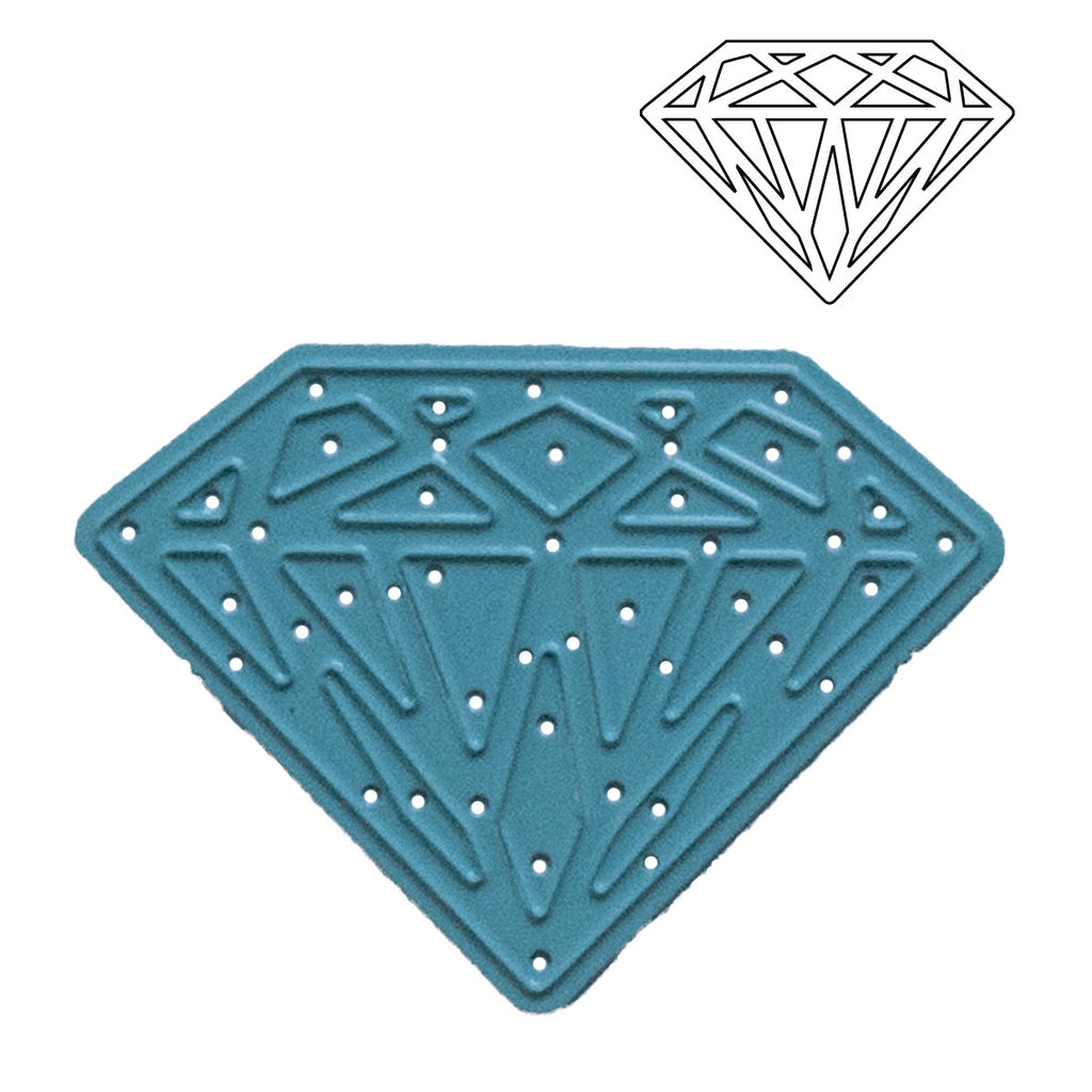 Geometric Diamond Die