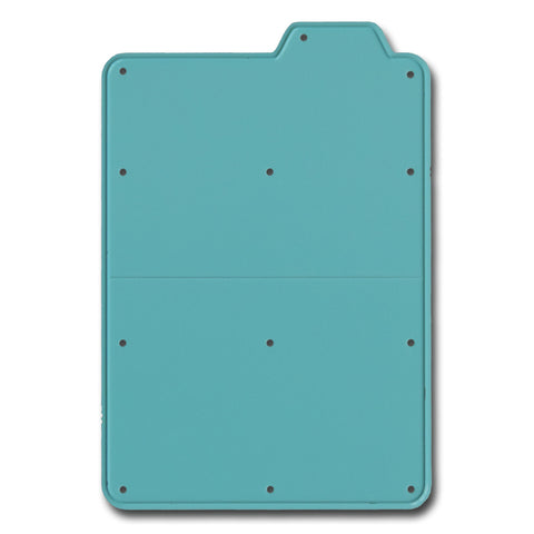 Tabbed File Folder Die