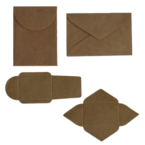 DIY Kraft Note Envelopes - Bulk