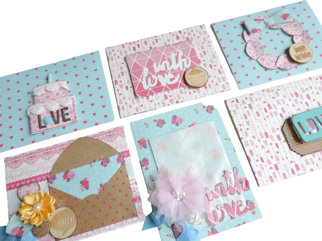 Celebrate With Love Card Kit