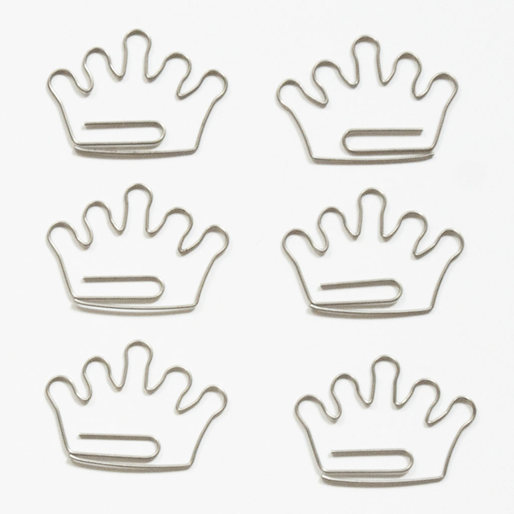 Royal Crown Clips - Bulk