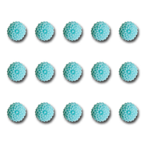 Resin Mini Mums - Turquoise Sea