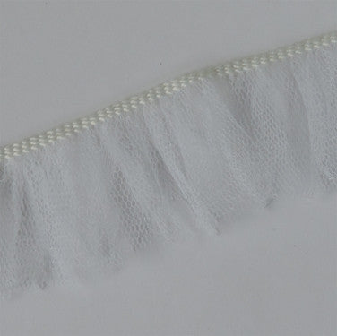 Tutu Tulle - Milk White
