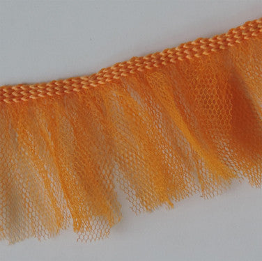 Tutu Tulle - Sunrise Orange