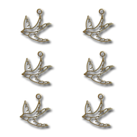 Soaring Bird Charms