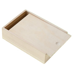 Wood 4x6 Photo Box