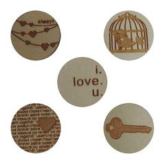 Wood Love Tokens