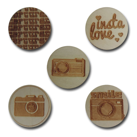Wood Snapshot Tokens