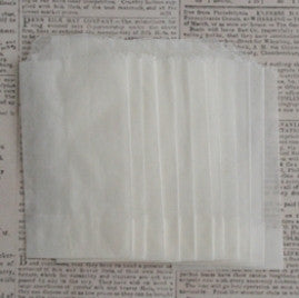 "Basics - Glassine Bags - 2"" x 3.5"""
