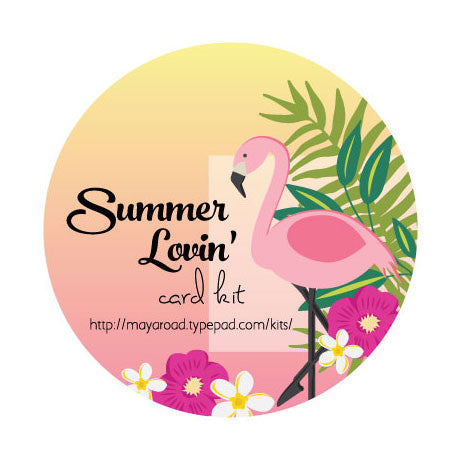 Summer Lovin' Card Kit