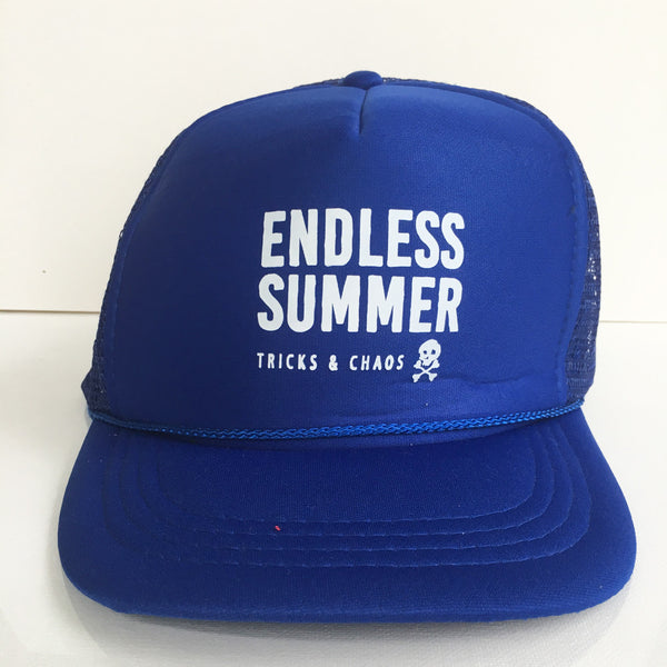 Kids Endless Summer trucker hat MORE COLOURS AVAILABLE