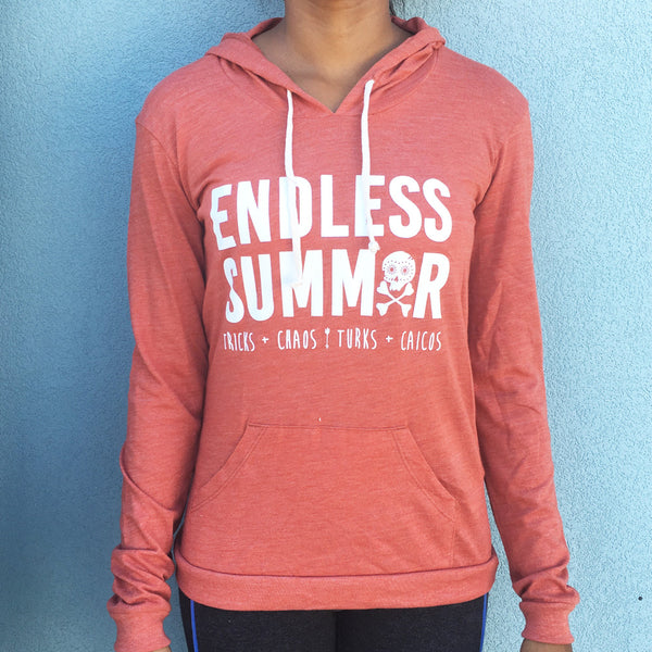 Women's Endless Summer hoodie MORE COLOURS AVAILABLE