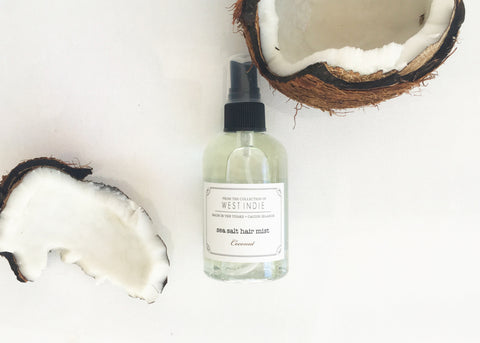 West Indie Coconut Sea Salt Hair Mist