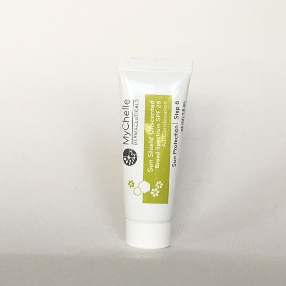 MYCHELLE SUN SHIELD UNSCENTED SPF 28 FOR FACE