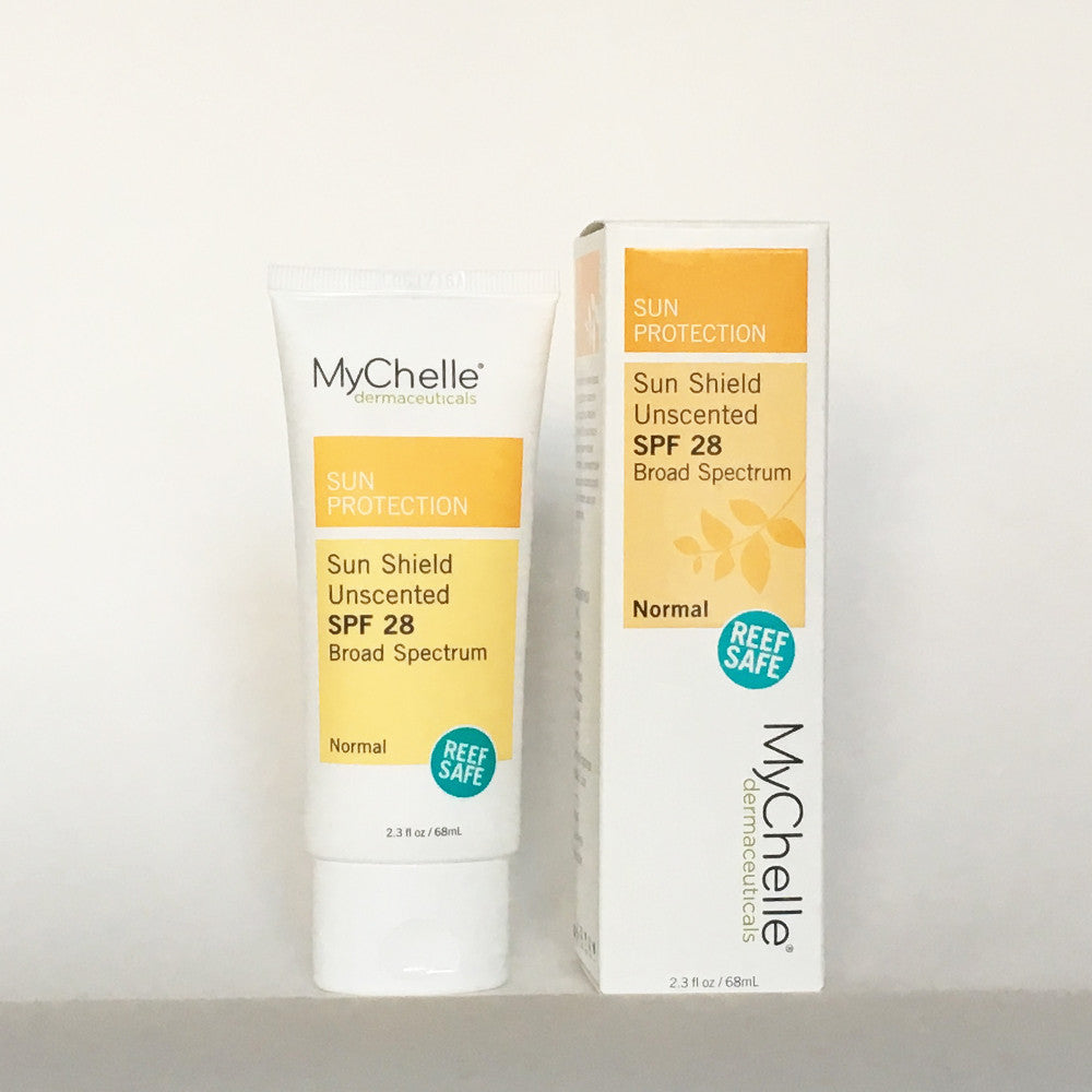 MYCHELLE SUN SHIELD UNSCENTED SPEF 28