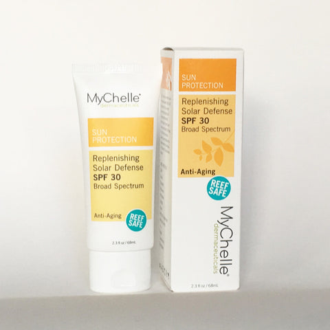 MYCHELLE REPLENISHING SOLAR DEFENSE SPF 30
