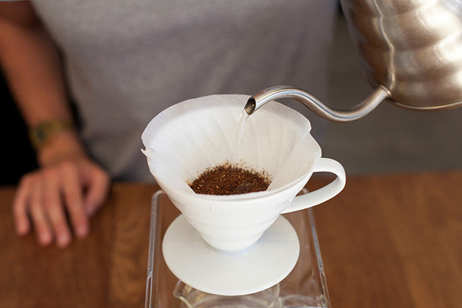 How to Prepare Coffee Using a Hario V60