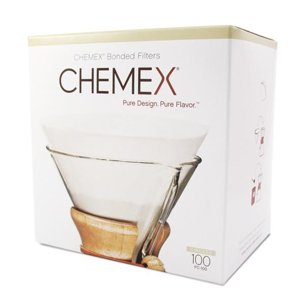 Chemex Bonded Paper Filters 6-8 Cup