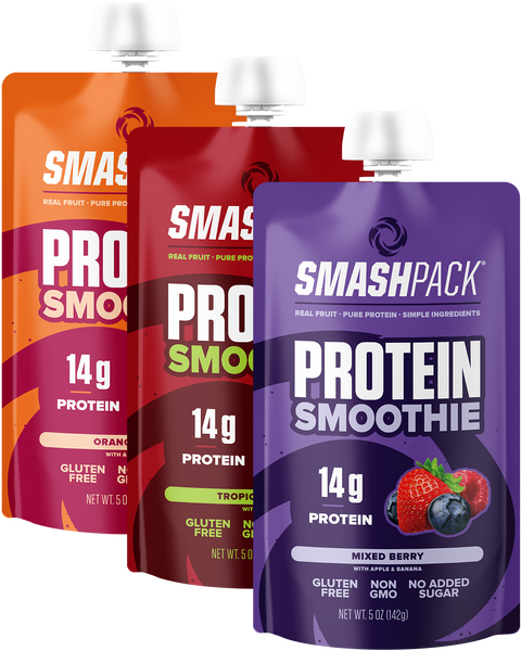 Variety Protein Smoothie 12 Pack Case