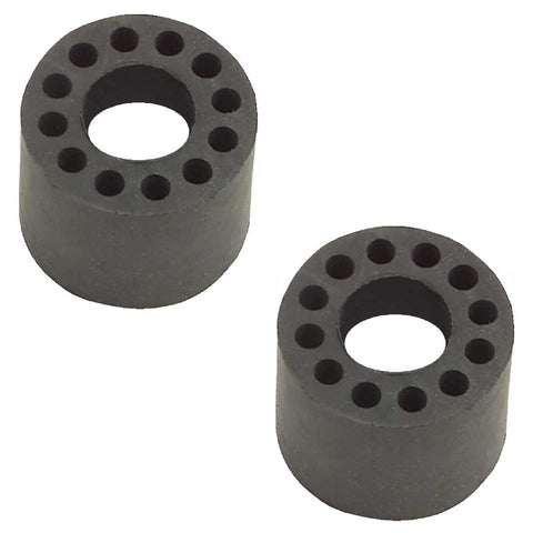 2 Tornado Rod Bumpers (Foosball Soft Rubber Buffer).