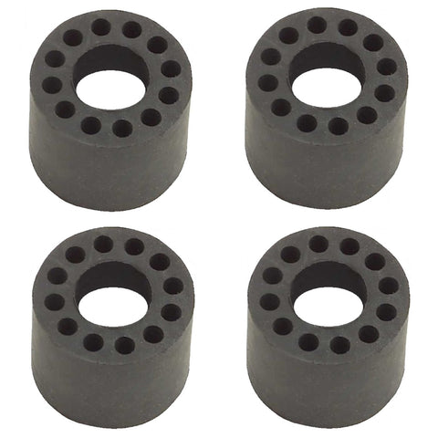 4 Tornado Rod Bumper Foosball Soft Rubber Buffer OEM Parts.