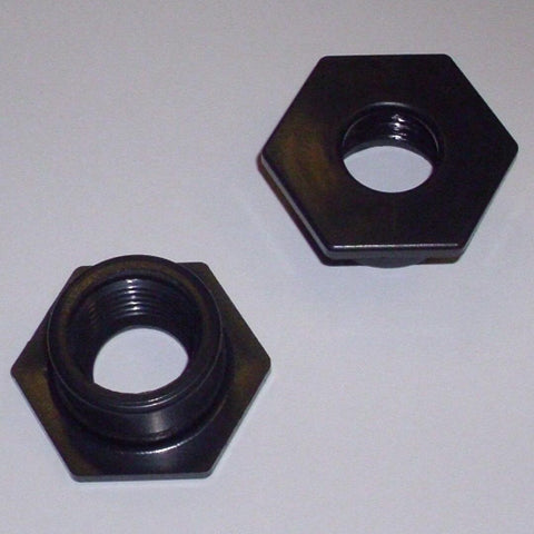 Set of 2 Bearing Nut for Tornado Foosball Table bushing OEM part.