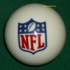 Billiard NFL Balls
