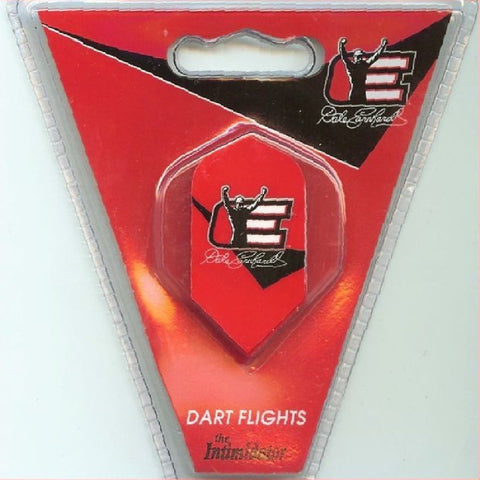 "Dale Earnhardt SR set of 3 ""E"" Dart FLIGHTS Nascar slim."