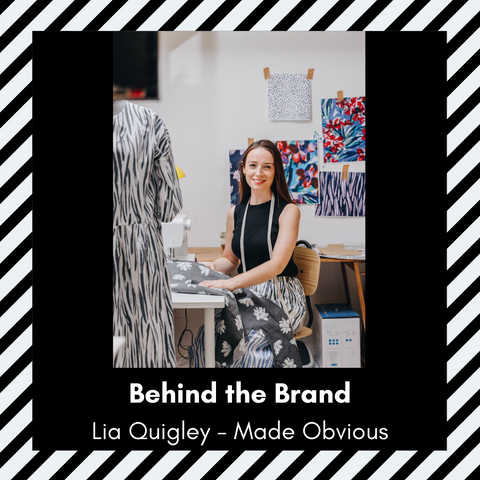 Behind the Brand - Made Obvious