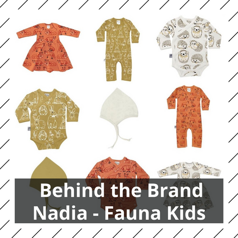 Baba Box - Behind The Brand - Fauna Kids