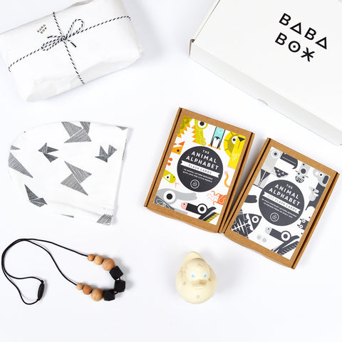 Baba Box Unboxing - September 2017