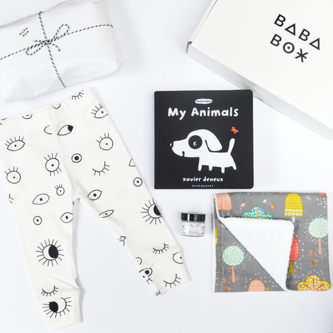 Baba Box - March Subscription Box