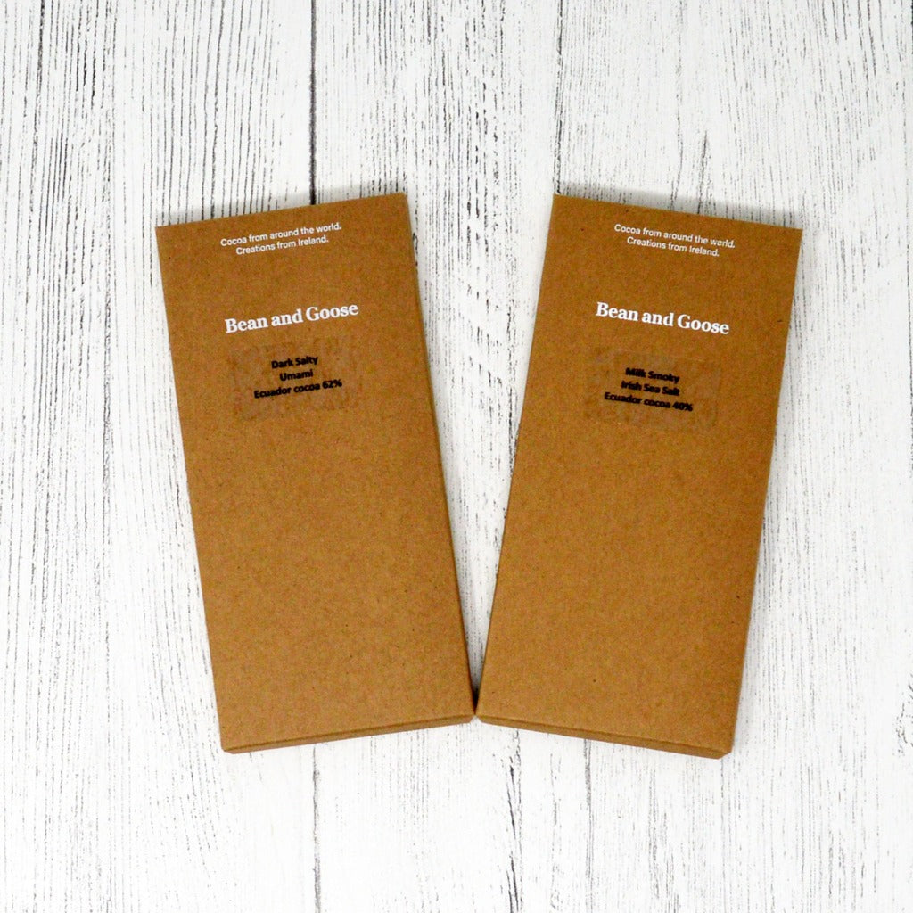 New Parent Deluxe Gift Box - Bean & Goose Chocolate - Baba Box