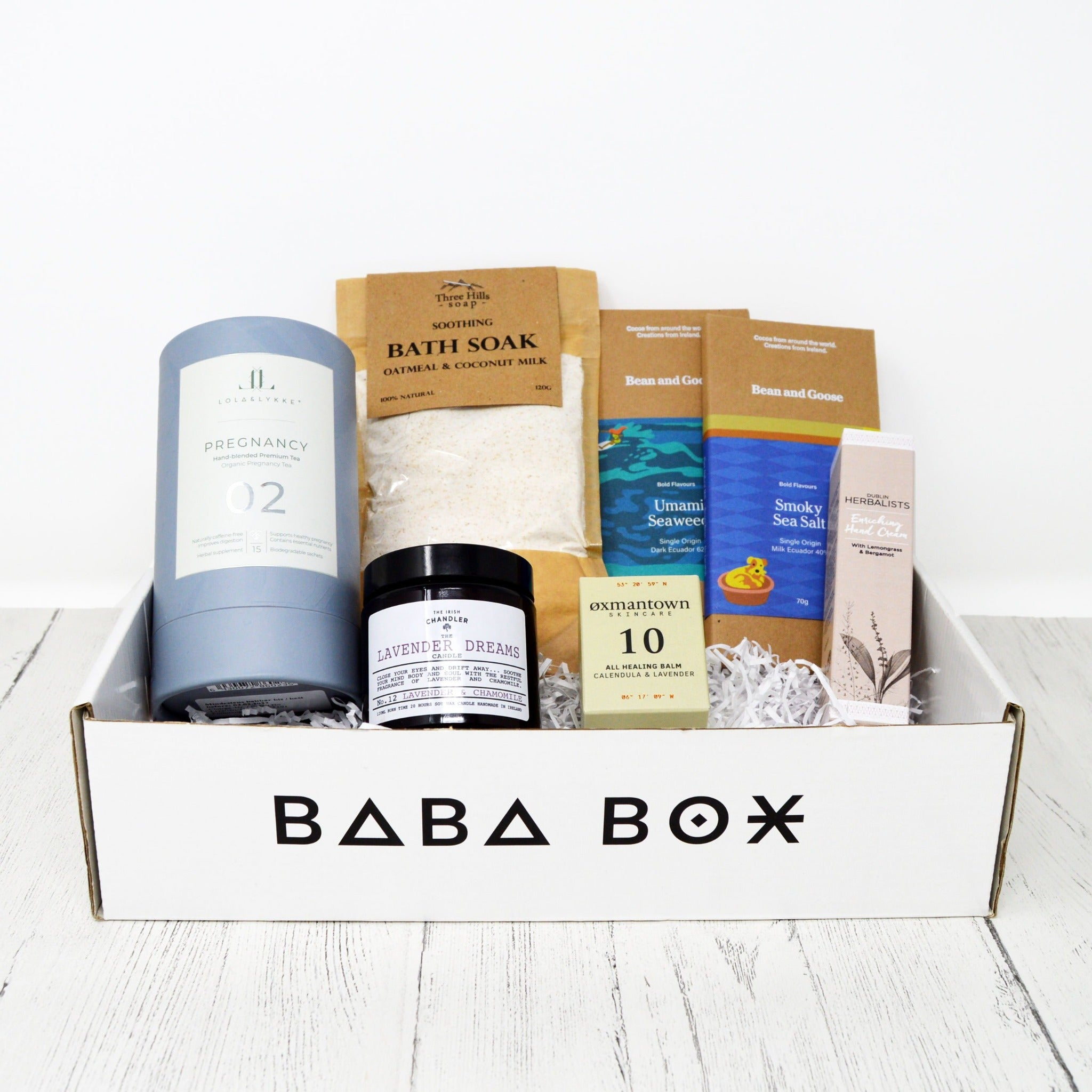 Mum-to-be Gift Box - Baba Box