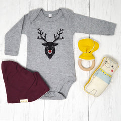 Christmas Baby Gift Box (Grey)