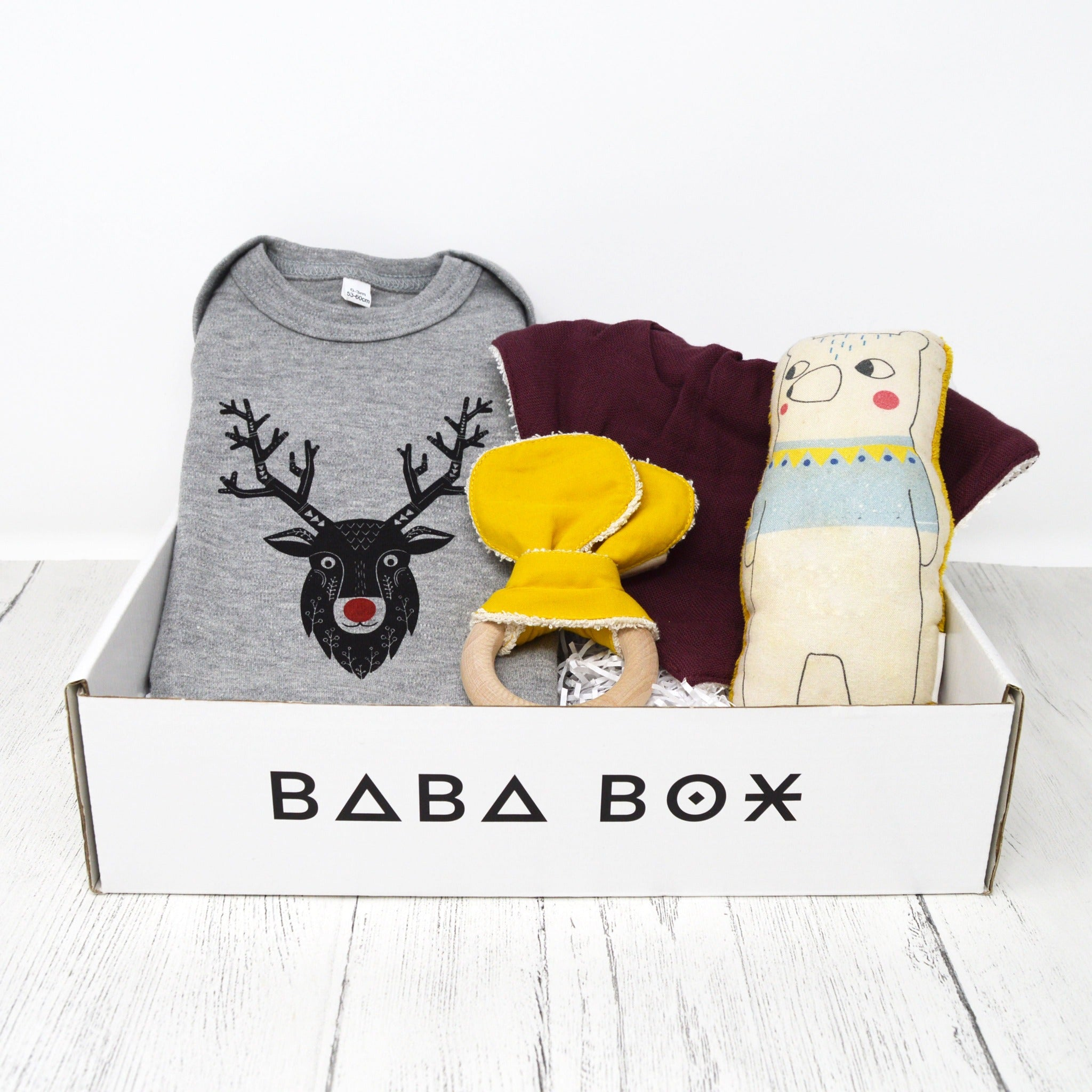 Baby's First Christmas Gift - Baba Box