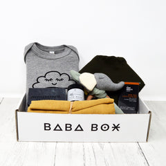 Sleepy Eye Gift Box For Mum & Baby - Baba Box