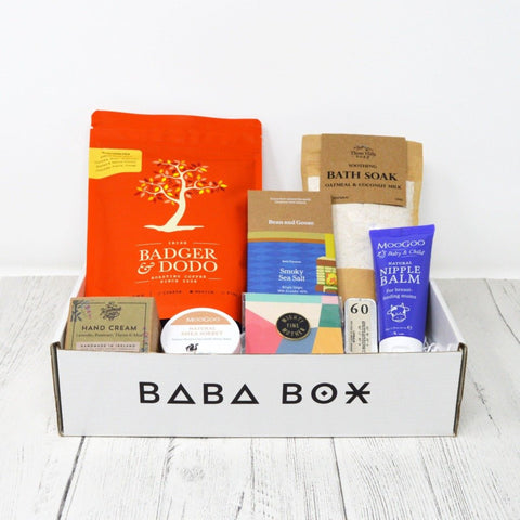Baba Box - Gift Ideas For New Mothers - New Mum Gift Box