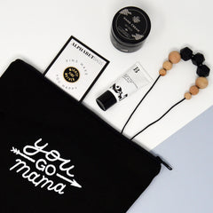 New Mum Monochrome Gift Box - Baba Box