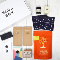 New Parent Deluxe Gift Box - New Parent Gift Hamper - Baba Box