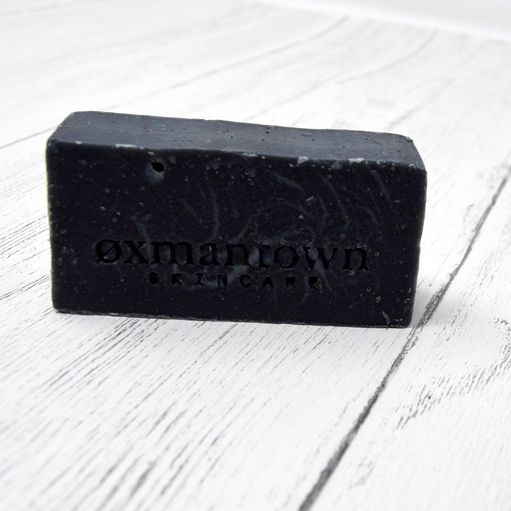 New Parent Deluxe Gift Box - Charcoal Soap - Baba Box