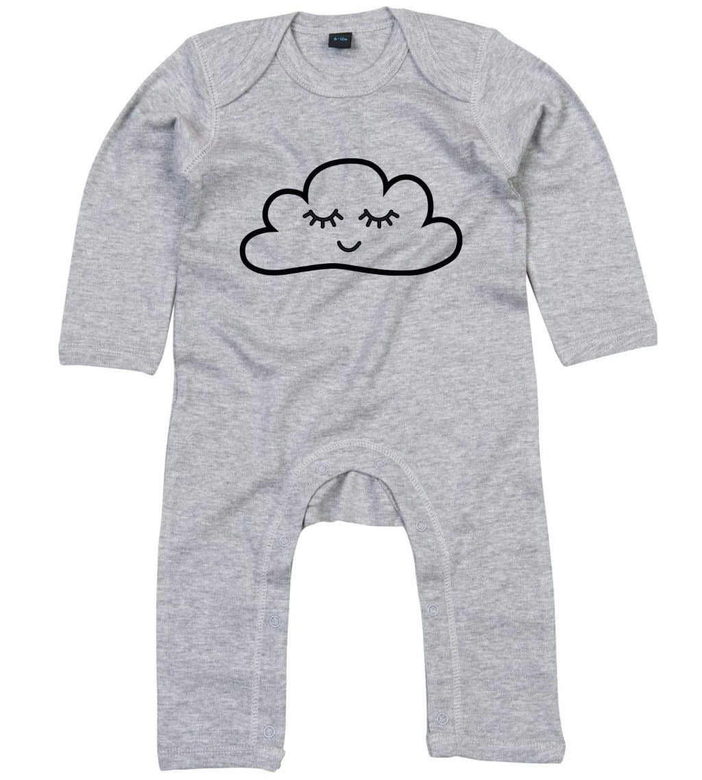 Sleepy eye romper - Baba Box