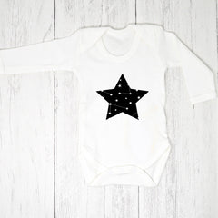 Twin Baby Gift Box - Star Bodysuit - Baba Box