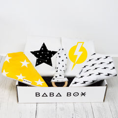 Twin Gift Box - Gift For Newborn Twin Babies - Baba Box